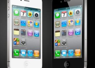 iPhone 4 - Apple iPhone bianco e nero