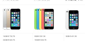 Nuovi prezzi iPhone SIAE dal 22 luglio 2014