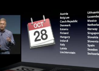 Video presentazione iPhone 4S